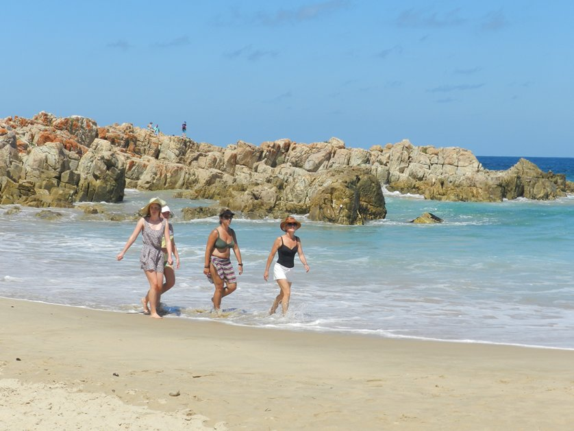Wide open beaches, warm water care free days in Port Elizabeth, away from the crowds