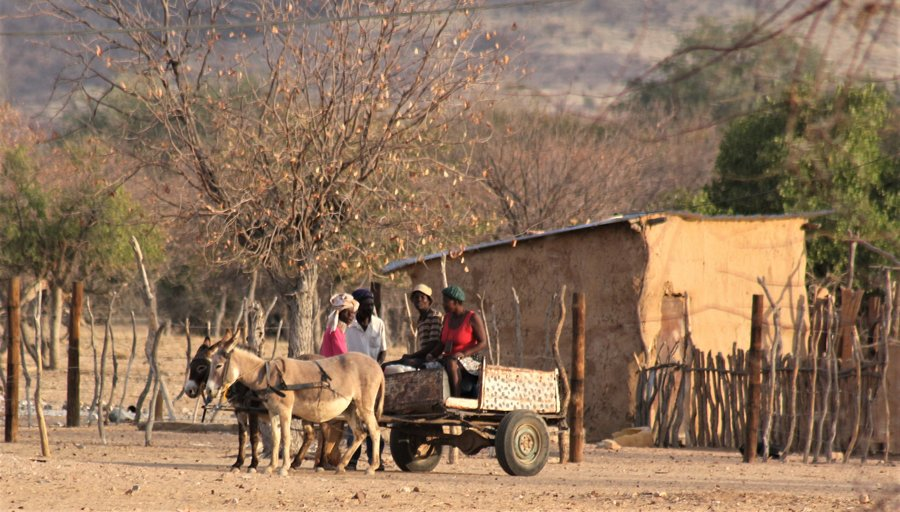 Namibia expeditions with Alan Tours