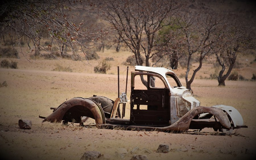 Namibia expedition