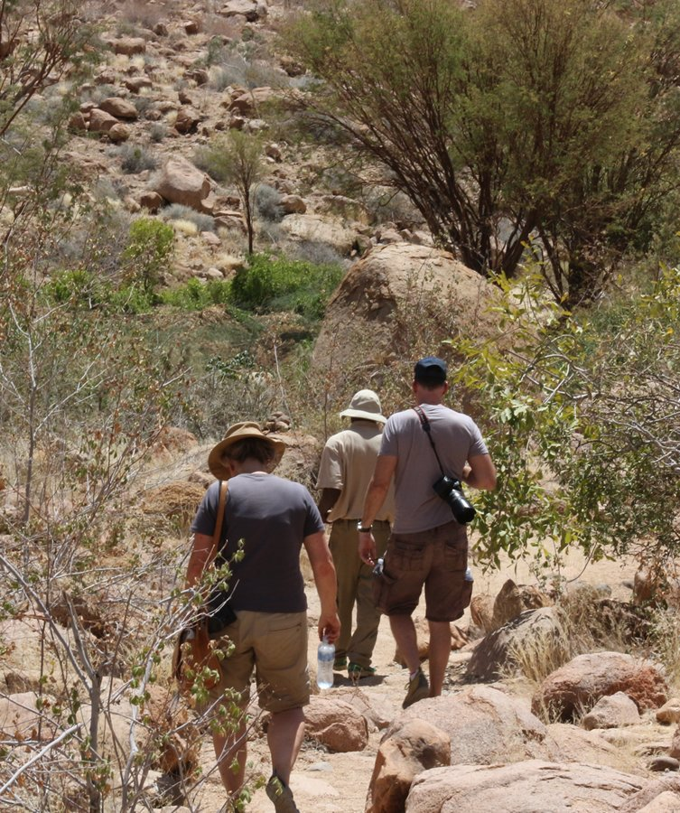 Namibia expeditions