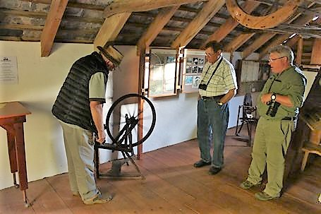 Historical Tour, Albany district South Africa