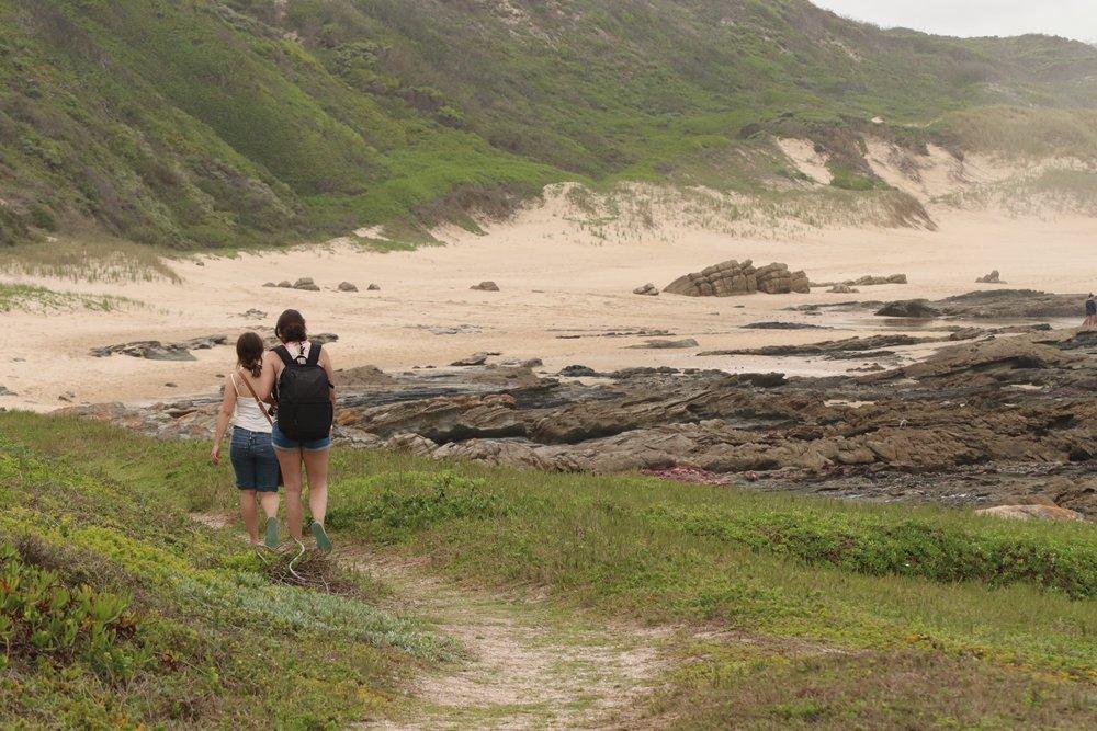 Open beaches, golden sands stunning views and warm water on the beaches around Port Elizabeth