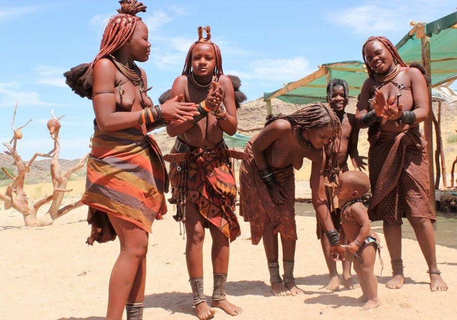 Himba people, Alan Tours South Africa