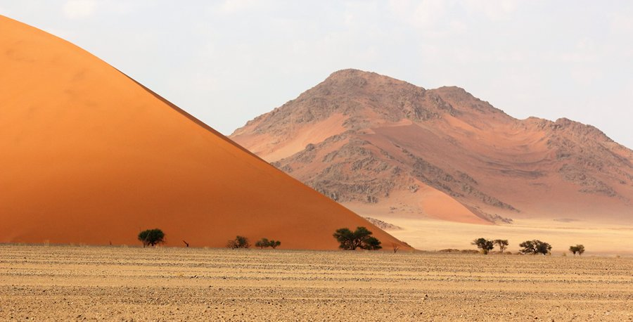 dune 7 namibia with Alan Tours, South Africa