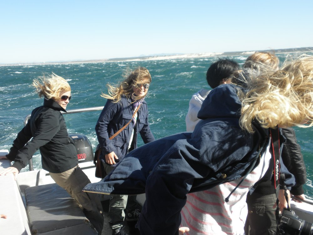 Marine tour Algoa Bay