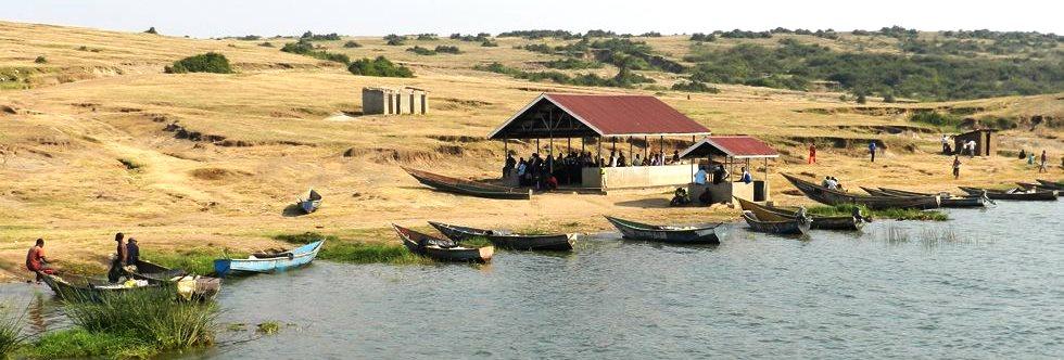 Lake Edward, Uganda