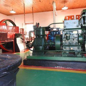 Cape Recife engine room