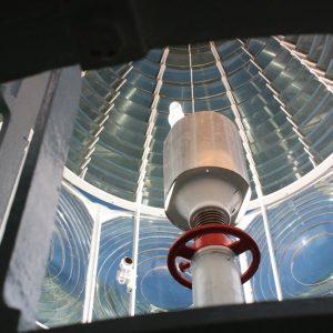Cape Recife lighthouse lens